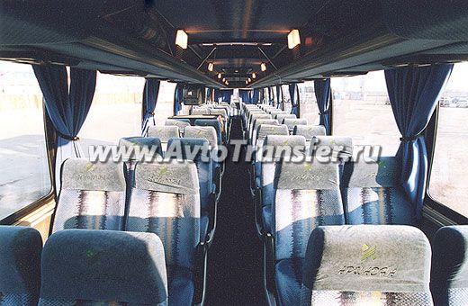 заказ автобусов ростов-на-дону